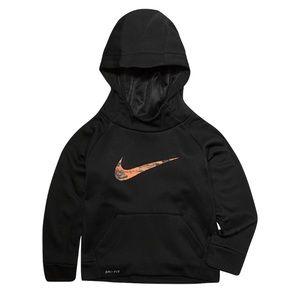 NWT Nike Boys Therma DRI-FIT Hoodie